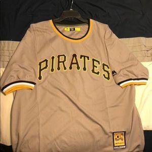 XXL Barry Bonds Pitt. Pirates jersey - Majestic